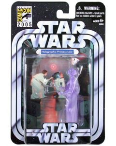 Revenge of the Sith Exclusive Holographic Princess Leia C-9