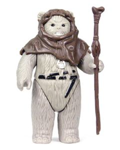 Vintage Loose ROTJ Chief Chirpa C-9