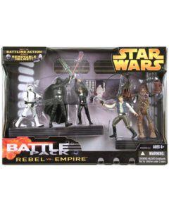 Revenge of the Sith Battle Packs Rebel Vs. Empire