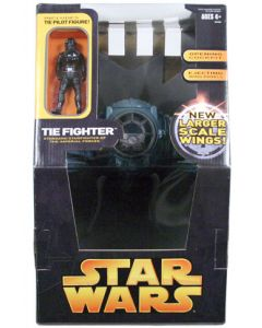 Revenge of the Sith Vehicle Boxed TIE Fighter (with TIE Pilot)