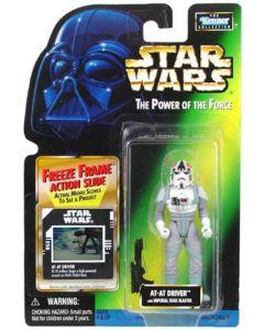 POTF2 Freeze Frame Card AT-AT Driver