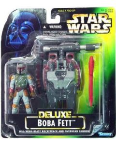 Power of the Force 2 Deluxe Boba Fett