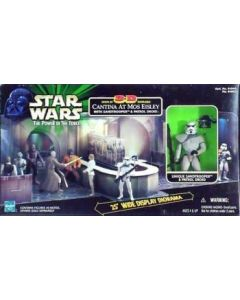 Power of the Force 2 Cantina Pop-Up with Sandtrooper Playset