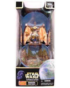 Power of the Force 2 Endor with Ewok [Complete Galaxy]