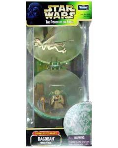 Power of the Force 2 Dagobah with Yoda [Complete Galaxy]