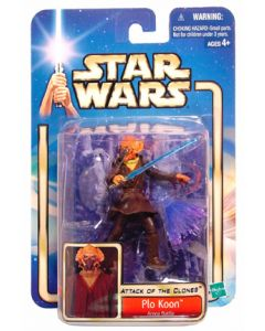 Attack of the Clones Carded Plo Koon (Arena Battle)