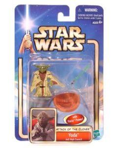 Saga Collection Carded Yoda (Jedi High Council)