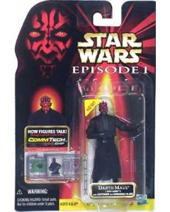 Episode I Carded Darth Maul (Sith Lord)