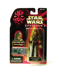 Episode I Carded Captain Tarpals