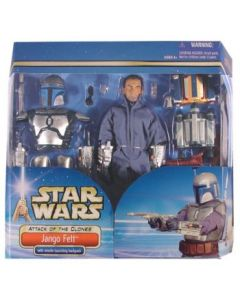 "Attack of the Clones 12"" Jango Fett"