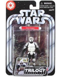 Original Trilogy Basic Carded Scout Trooper