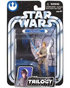Original Trilogy Basic Carded Luke Skywalker (Bespin)