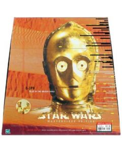 "POTF2 12"" Boxed C-3PO (Master Piece Edition)"