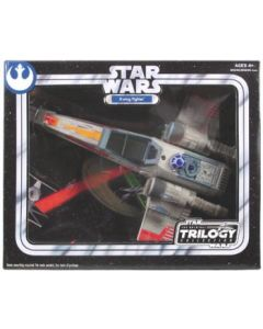 Original Trilogy Vehicle Boxed X-Wing Fighter