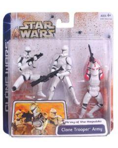 Clone Wars Multi-Pack Carded Clone Trooper Army (Red Clone Trooper)