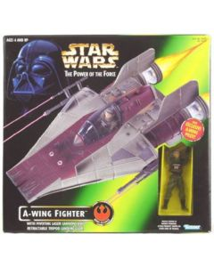 Power of the Force 2 A-Wing Fighter