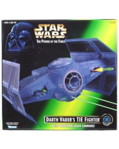 Power of the Force 2 Darth Vader TIE Fighter