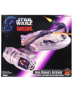 Power of the Force 2 Shadows of the Empire Dash Rendar's Outrider (Purple Box)