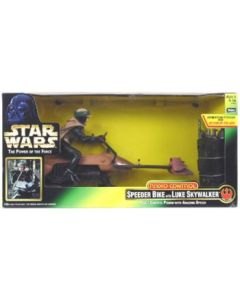 Power of the Force 2 R/C Speeder Bike with Luke Skywalker