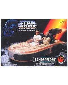 Power of the Force 2 Landspeeder