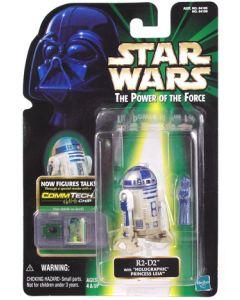 POTF2 CommTech R2-D2 (with Holographic Princess Leia)