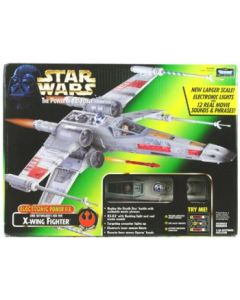 Power of the Force 2 X-Wing Fighter FX Electronic