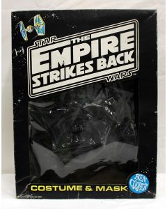 Vintage Star Wars Accessories Boxed ESB Darth Vader Costume & Mask (M) - C8 WITH C5 BOX