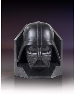 Gentle Giant Darth Vader STONEWORKS Faux-Marble Bookend