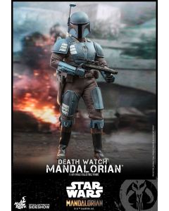 """Sideshow 12"""" Hot Toys Boxed Death Watch Mandalorian"""