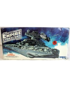 Vintage Star Wars ESB Star Destroyer MPC Scale Model Kit // MISB C-7