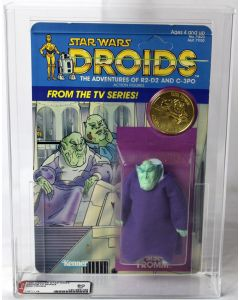 Vintage Kenner Droids TV Series Sise Fromm AFA 80 NM #11871118