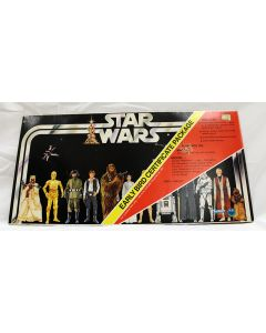 Vintage Star Wars Rare Boxed Early-Bird Certificate Package - C9 with C7 Package