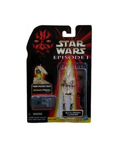 Episode I Carded Battle Droid (blast on chest)