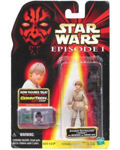 Episode I Carded Anakin Skywalker (Tatooine)
