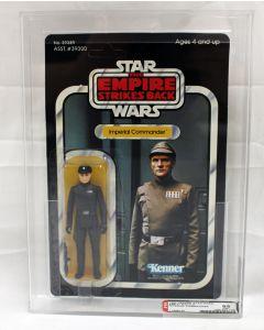Vintage Star Wars ESB 41 Back-C Imperial Commander AFA 85 (C85 B85 F85) #11698725