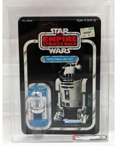 Vintage Star Wars ESB 32 Back-B R2-D2 (Original) AFA 85 (C85 B85 F85) #18766612