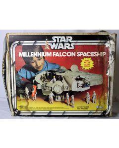 Star Wars Vintage Boxed Millennium Falcon C7.5 w/ C2 Box (SW Box)