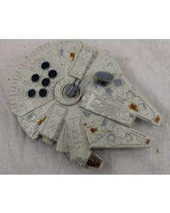 Vintage Star Wars DieCast Loose Millennium Falcon - C8