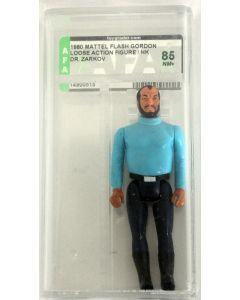 ***1980 Mattel Flash Gordon Dr. Zarkov AFA 85 NM+ #14900515***
