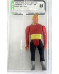 ***1979 Mattel Flash Gordon Flash Gordon AFA 85 NM+ #16229585***