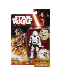 """The Force Awakens 3.75"""" Carded Flametrooper"""