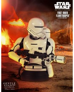 First Order Flametrooper Mini Bust from Gentle Giant