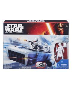 Force Awakens Deluxe Boxed Snowspeeder (First Order)