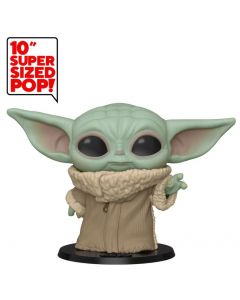 Funko Star Wars The Mandalorian The Child (Baby Yoda) 10-Inch Pop! Vinyl Figure