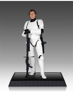 Gentle Giant Statue Han Solo (Stormtrooper) Deluxe