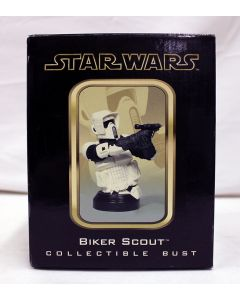 Gentle Giant Biker Scout Collectible Bust