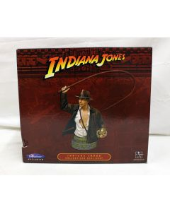 Indiana Jones Gentle Giant Indiana Jones Collectible Mini Bust Croftminster Exclusive (w/ Fertility Idol)