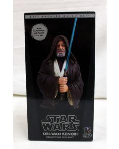 Gentle Giant Obi-Wan Kenobi Collectible Mini Bust 2017 Premier Guild Gift