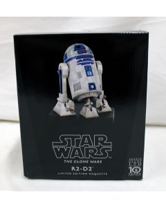 Gentle Giant Maquette R2-D2 (Clone Wars) Animated