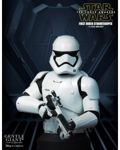 First Order Stormtrooper Mini Bust from Gentle Giant